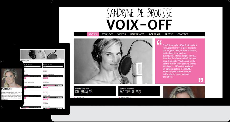 Sandrine de Brousse