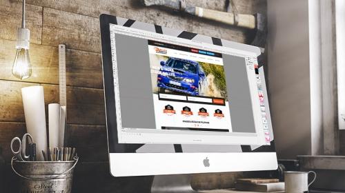 Photo Webdesign