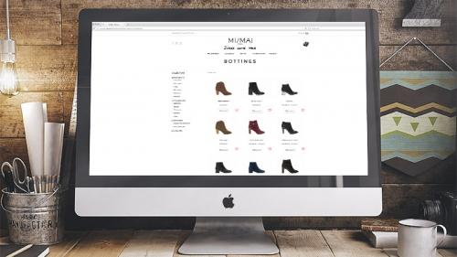 Les boutiques en ligne